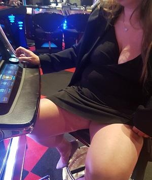 exhibition au casino
